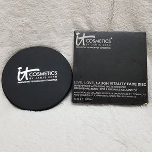 it cosmetics Makeup - it COSMETICS BRONZER BLUSH ILLUMINATOR